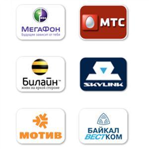 Операторы сотовой связи Палеха