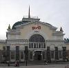 Железнодорожные вокзалы в Палехе