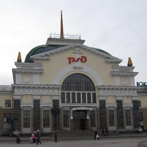 Железнодорожные вокзалы Палеха